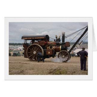 Greeting Card | Great Dorset Steam Fair, UK