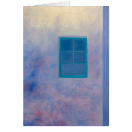 Greeting Card - Peter's Wall