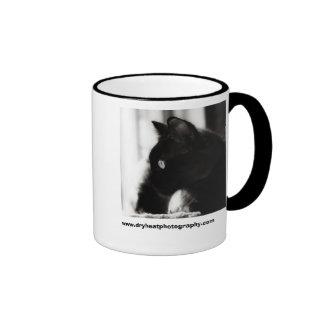 Greeting Card PumpkinH Coffee Mug