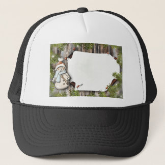 Greeting Card Trucker Hat