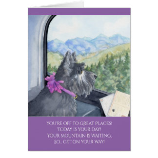 Greeting Card w// envelope - Kadie'sVail Adventure