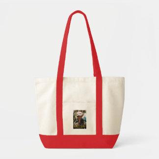 Greeting Impulse Tote Bag