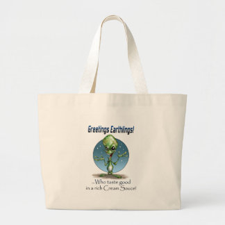 Greetings! Tote Bags