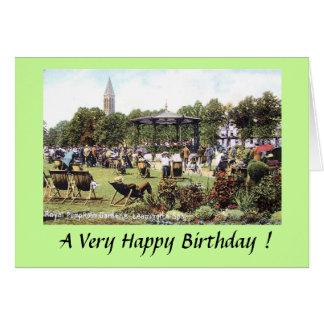 Greetings Card - Royal Leamington Spa