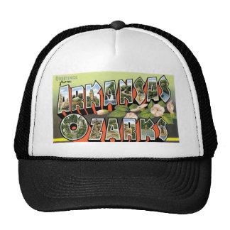 Greetings from Arkansas Ozarks Trucker Hats
