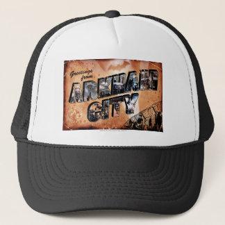 Greetings from Arkham City Cap