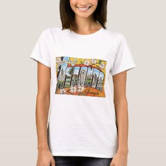 Greetings From Atlanta Georgia, Vintage T-Shirt
