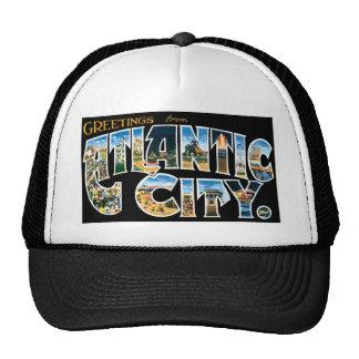 Greetings from Atlantic City Trucker Hats
