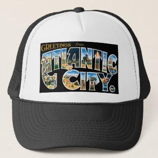 Greetings from Atlantic City Trucker Hat