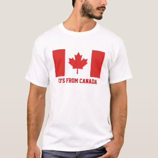 GREETINGS FROM CANADA T-Shirt