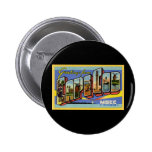 Greetings from Cape Cod Massachusetts Pinback Buttons