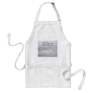 Greetings From Cape Hatteras Standard Apron