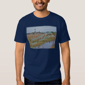 Greetings from Cape Hatteras OBX Tee Shirt