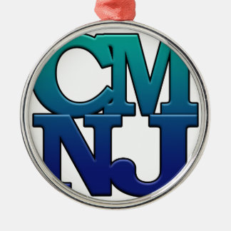 Greetings from Cape May, New Jersey Christmas Ornament