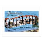 Greetings from Charleston, South Carolina! Vintage Postcard
