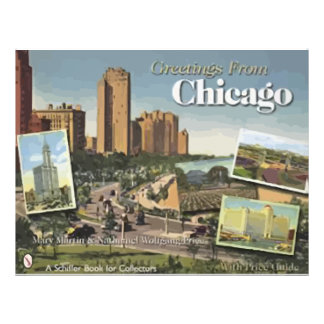 Greetings from Chicago 21.5 Cm X 28 Cm Flyer