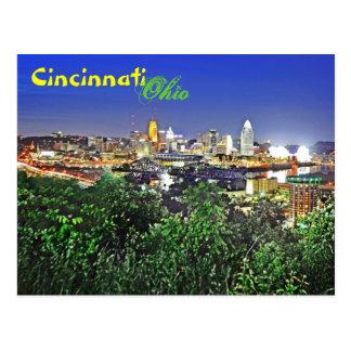 Greetings from Cincinnati, Ohio ! Postcards