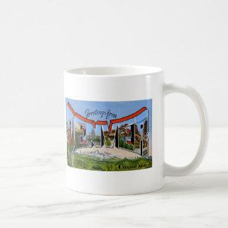 Greetings from Denver Colorado Mug