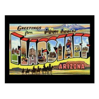 Greetings from Flagstaff Arizona Postcard