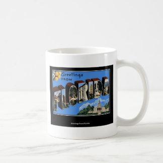Greetings from Florida Mug