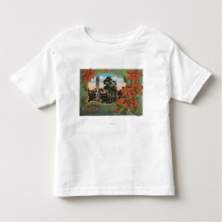 Greetings from Florida the Sunshine State Toddler T-Shirt
