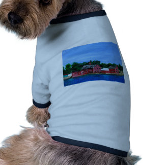 Greetings from Gloucester MA Doggie T-shirt