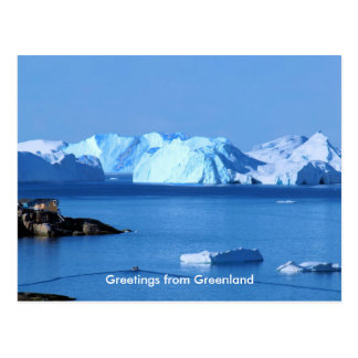 Greetings from Greenland 9 Postcards