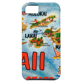 Greetings From Hawaii Tough iPhone 5 Case