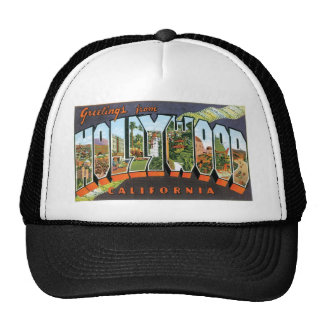 Greetings from Hollywood! Mesh Hat