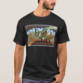 Greetings from Hollywood! T-Shirt
