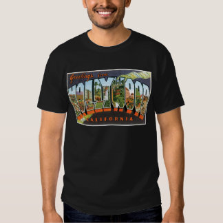 Greetings from Hollywood! T Shirts