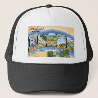 Greetings from Idaho! Trucker Hat