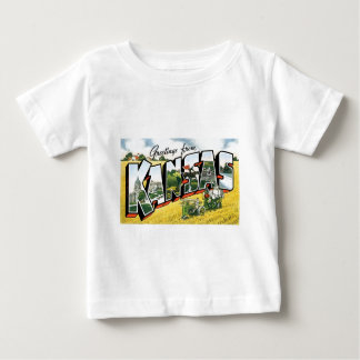 Greetings from Kansas! Baby T-Shirt