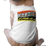 Greetings from Kentucky! Sleeveless Dog Shirt