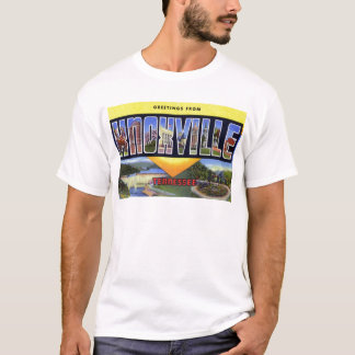 Greetings from Knoxville Tennessee T-Shirt