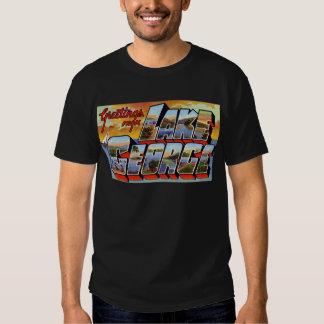 Greetings from Lake George New York Shirt