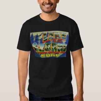 Greetings from Lake of the Ozarks Missouri Tee Shirts