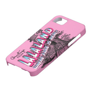 Greetings from LALA Land - where fake is real iPhone 5 Covers
