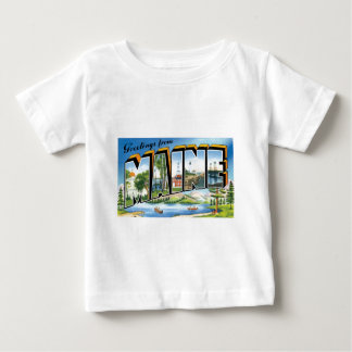 Greetings from Maine! Shirts