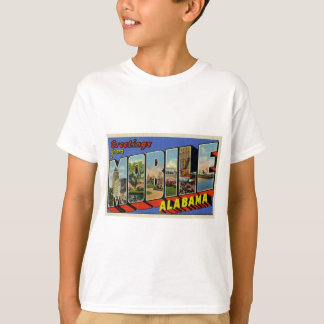 Greetings from Mobile Alabama T-Shirt