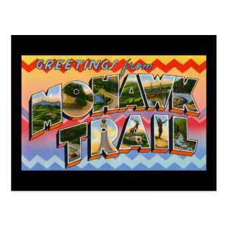 Greetings from Mohawk Trail Postcards