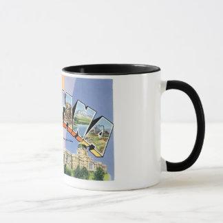 Greetings from Montana! Mug