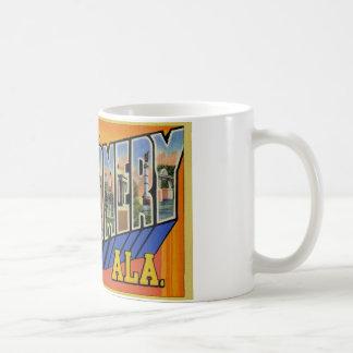 Greetings from Montgomery Alabama Mugs