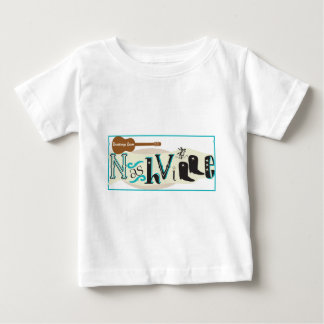 Greetings from Nashville Retro Baby T-Shirt