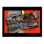 Greetings from Norris Dam Tennessee Post Cards