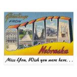Greetings from Omaha, Nebraska Postcards