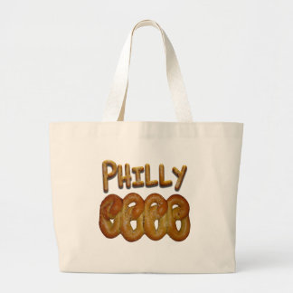 Greetings from Philly Large Tote Bag