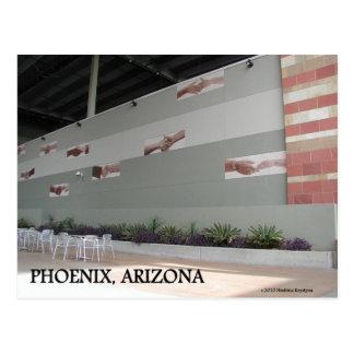 GREETINGS FROM PHOENIX! WALL ART #1 POSTCARD
