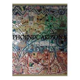 GREETINGS FROM PHOENIX! WALL ART #4 POSTCARD