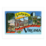 Greetings from Roanoke, Virginia